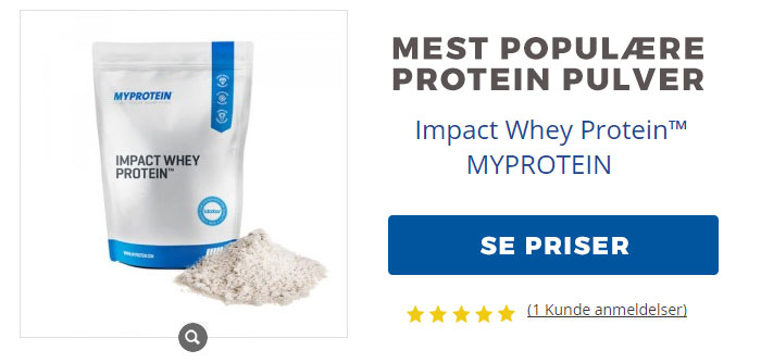 impact whey proteinpulver